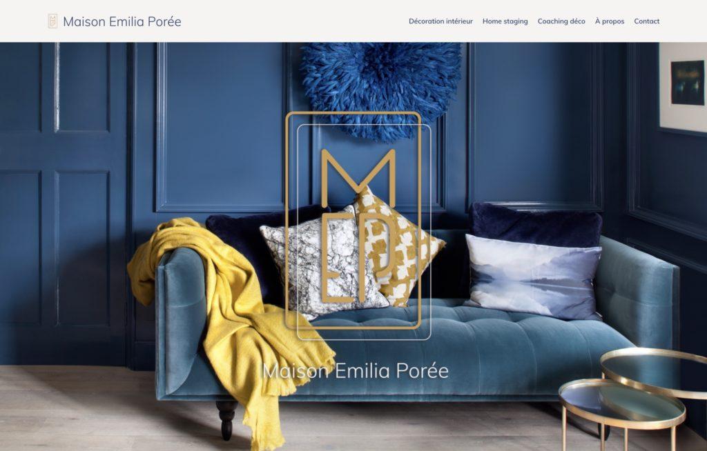Maison Emilia Porée – Décoration intérieur • Home staging ...